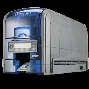 Datacard SD360L
